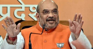 Amit Shah addresses Yuva Hunkaar Rally in Kangra, Himachal Pradesh